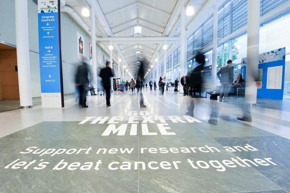 Eine beim Europäischen Krebskongress in Wien präsentierte Wirksamkeitsstudie mit dem monoklonalen Antikörper Nivolumab belegt ein deutlich prolongiertes Überleben. Foto: ECCO - the European CanCer Organisation