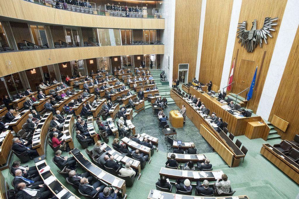 'Würde am Ende des Lebens', Österreichisches Parlament, 7.11.2014