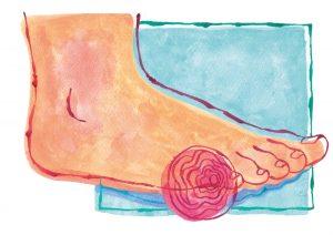 Akupunktur Kleiner Zeh