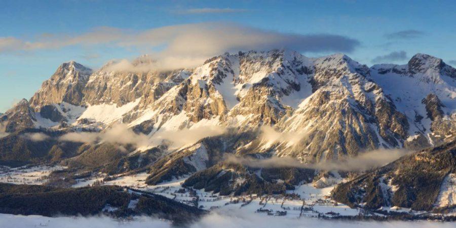Dachstein, Österreich Alpen