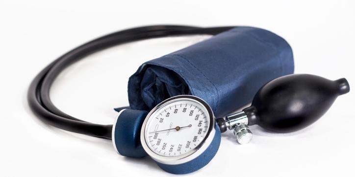 Schwankender Blutdruck