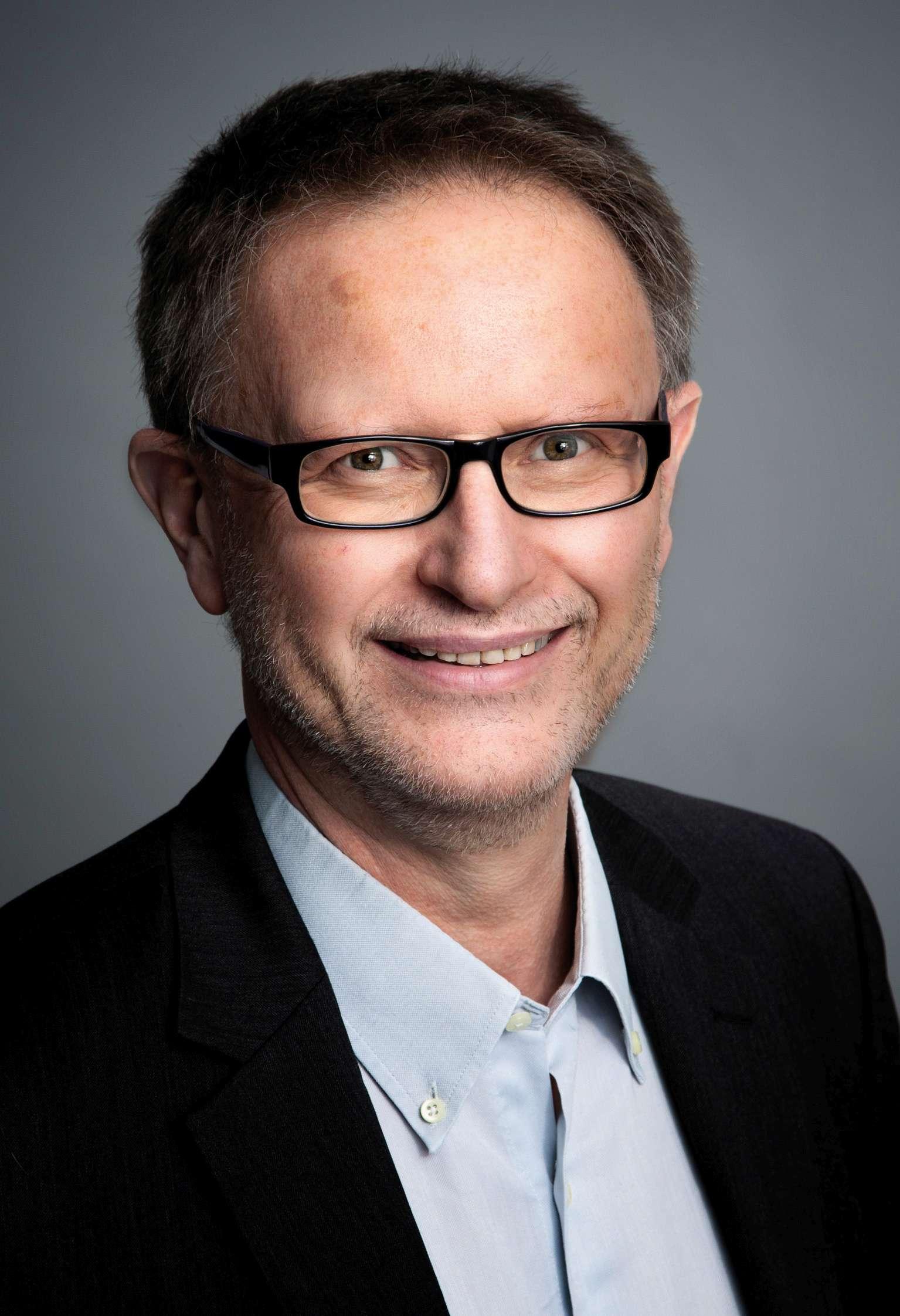 Ein Porträtfoto von Günter Klug
