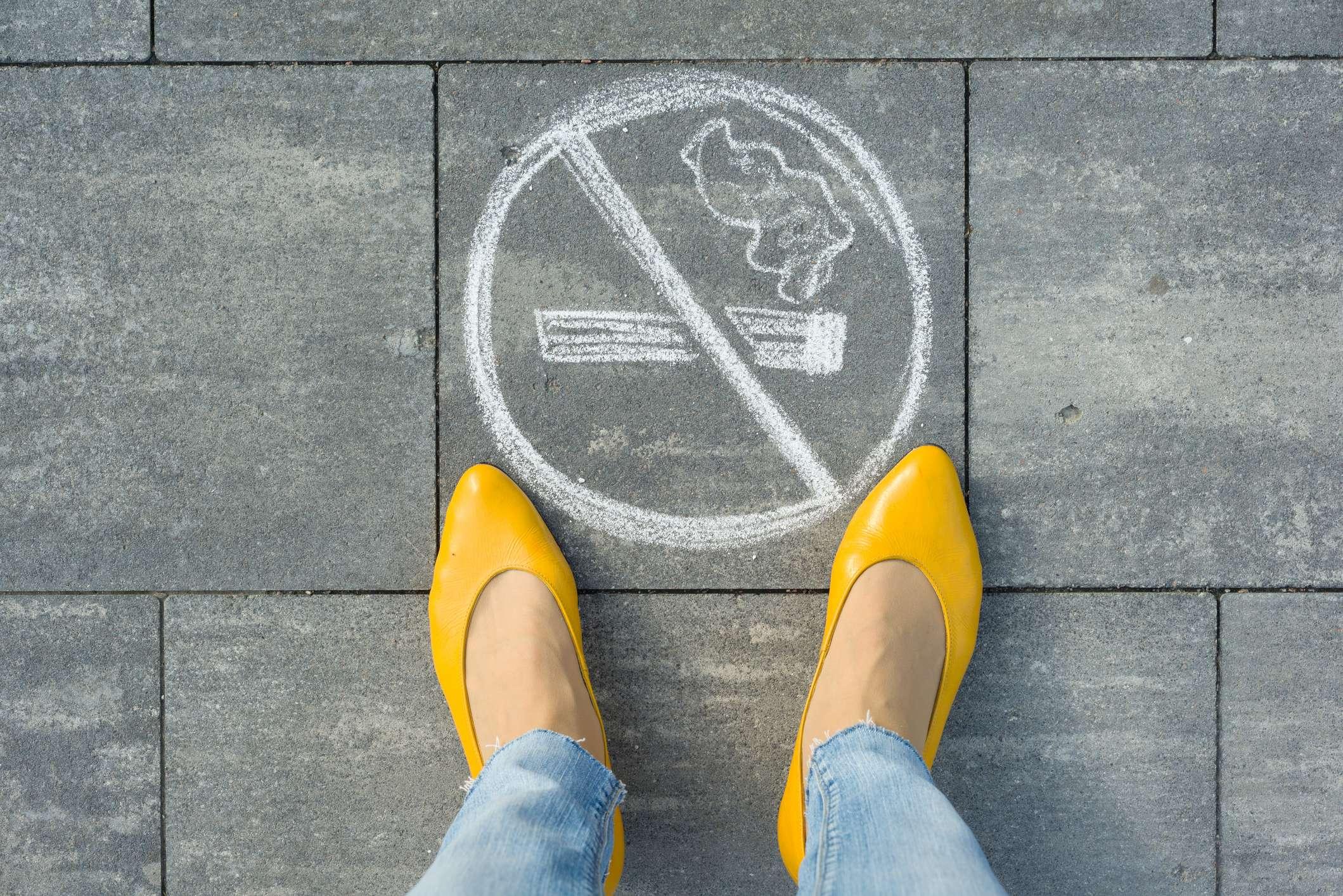 ESC 2021: Rauchstopp für Frauen schwieriger | medonline