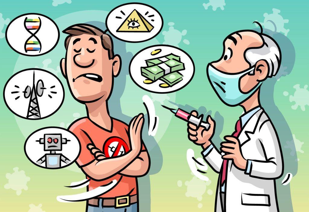 Impfstoffverschwörungstheorien