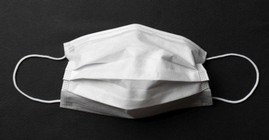 Chirurgische Maske zur Verhinderung einer Tröpfcheninfektion