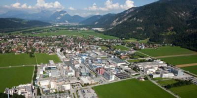 BILD zu OTS - Novartis-Standort Kundl