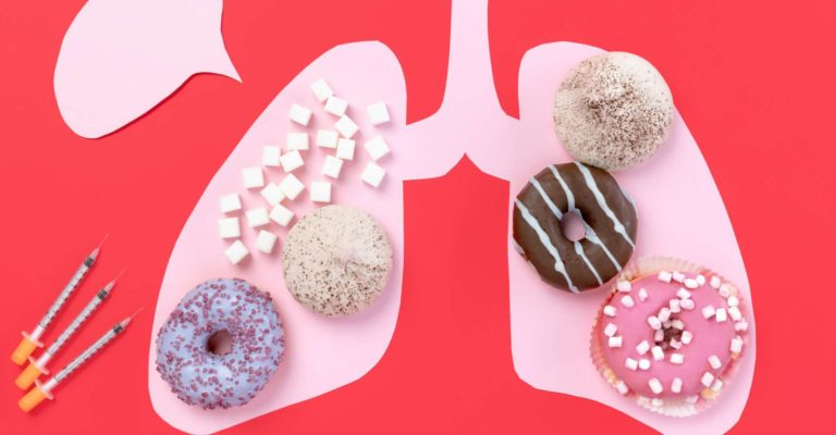 Diabetes-Konzept. Welttagskonzept