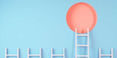 Leiterleistungskonzept 3D-Rendering
