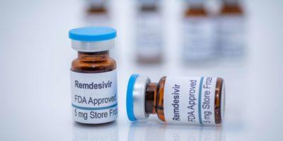 Antivirales Medikament Remdesivir FDA zur Behandlung des neuartigen Coronavirus Covid-19 zugelassen