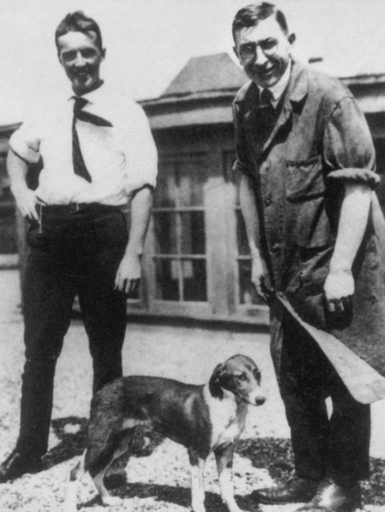 Banting and Best, Canadian Researchers