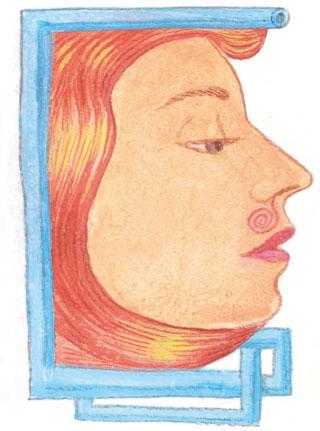 Illustration: Kim Novak