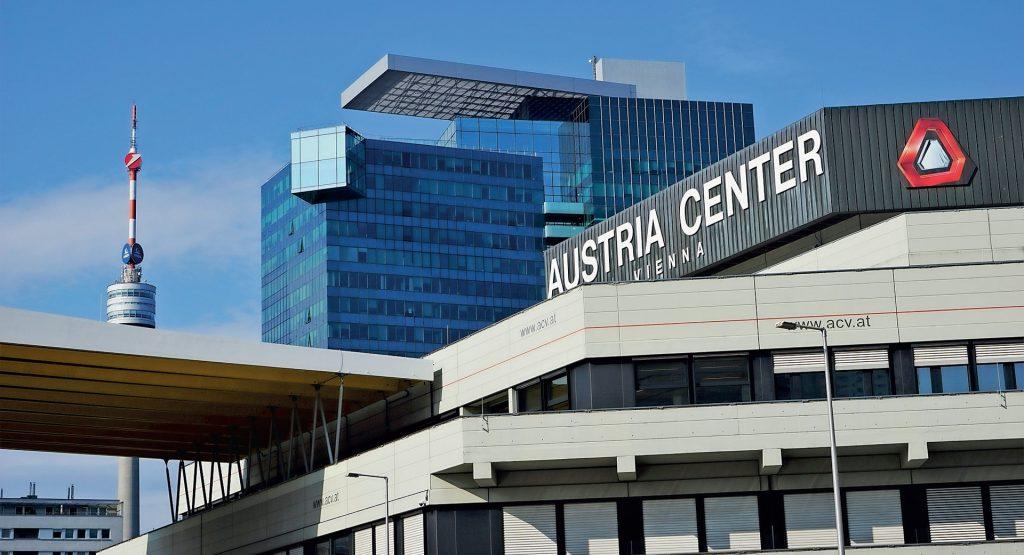 Das Austria Center Vienna soll umgebaut und modernisiert werden.
