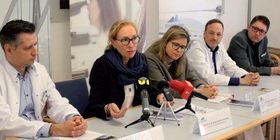 Experten unter sich (v.l.n.r.): Gabriel Djedovic, Barbara Sperner-Unterweger, Bettina Toth, Markus Rungger und Martin Fuchs.