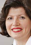 Ursula Frohner Präsidentin des Österreichischen Gesundheitsund Krankenpflegeverbandes