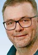 Dr. Christoph Hartl Unfallchirurg am LKH Steyr