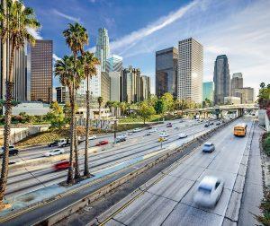 In Los Angeles ist Zu-Fuß-Gehen fast ein Ding der Unmöglichkeit.
