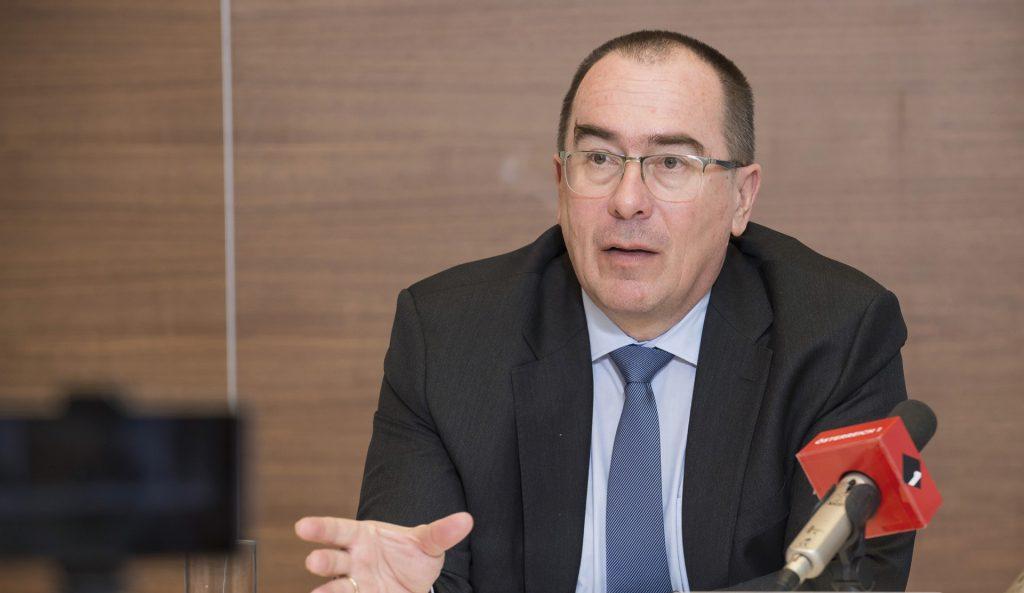 Harald Mayer, Vizepräsident der Österreichischen Ärztekammer (ÖÄK)