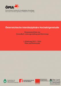Österreichische Interdisziplinäre Hochaltrigenstudie
