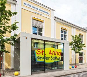 Foto: St. Anna Kinderspital