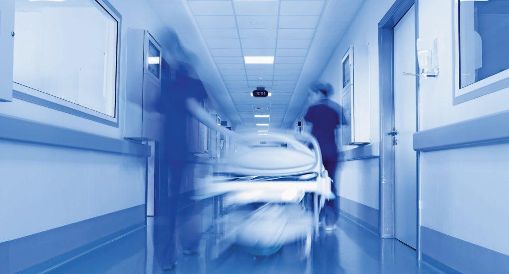 Das Problem der Übertherapie beginnt oft mit der ungerechtfertigten Aufnahme von Patienten.