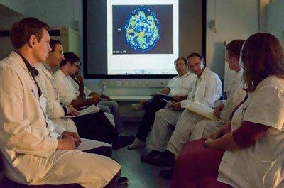 Neuroonkologie-Tumorboard am Comprehensive Cancer Center, MedUni Wien