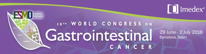 ESMO World Congress on Gastrointestinal Cancer 2016