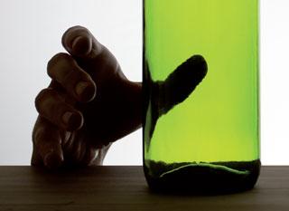Zum Projekt gehören auch Angebote zur Trinkmengenreduktion.