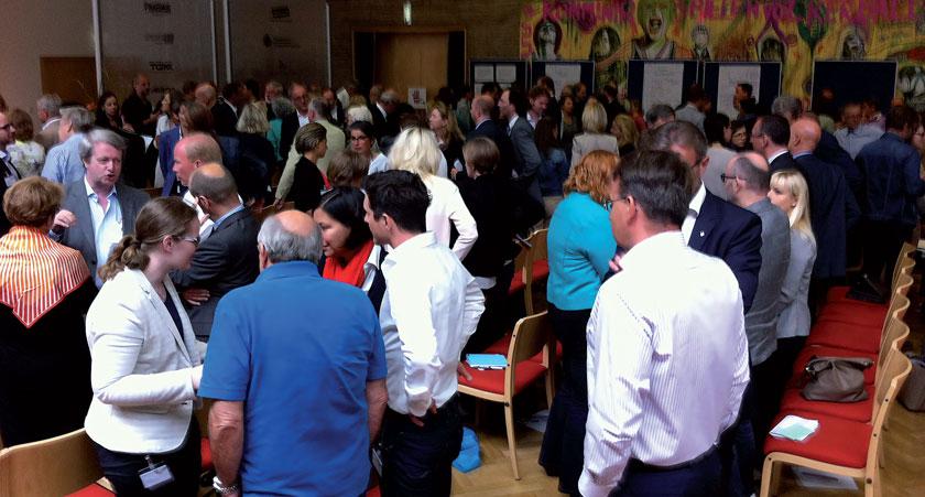 """""""Ungleichheit"""" ist das Generalthema des Forum Alpbachs. Bei den Gesundheitsgesprächen wurde viel über deren Ursachen und Folgen diskutiert."""
