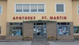FOTO: ST. MARTIN APOTHEKE