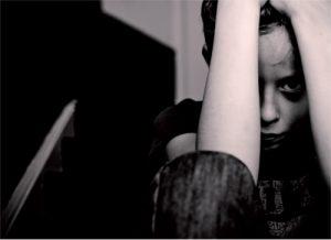 Kind Gewalt