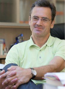 ÖGP-Präsident Prim. Univ.-Prof. Dr. Michael Studnicka