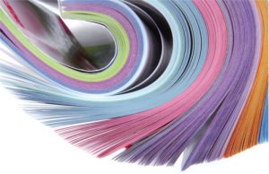Spirale, Buch, Seiten