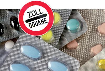 In einer international koordinierten Aktion gingen Bundeskriminalamt, Zoll und die AGES Mitte Juni gemeinsam gegen Medikamentenfälscher vor.