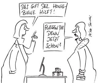 cartoon_biene