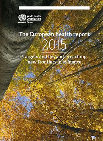 Der Europäische Gesundheitsbericht 2015