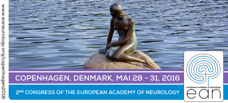 2ND CONGRESS OF THE EUROPEAN ACADEMY OF NEUROLOGY