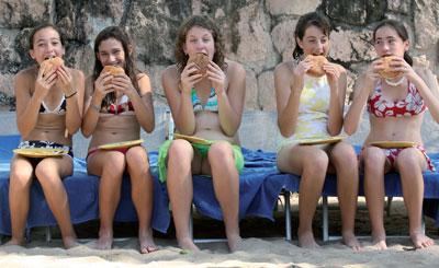 """Jugendliche Typ-1-Diabetiker können in Zukunft vielleicht ein unbeschwerteres Leben führen, wie die """"Summer Camp Study"""" gezeigt hat."""