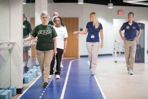Die Teilnehmer der LIFE-Studie wiesen eine eingeschränkte Mobilität auf, konnten aber 400 Meter in zumindest 15 Minuten zurücklegen.