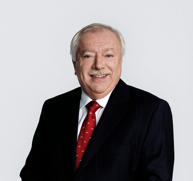 Dr. Michael Häupl, Wiens Bürgermeister und Landeshauptmann