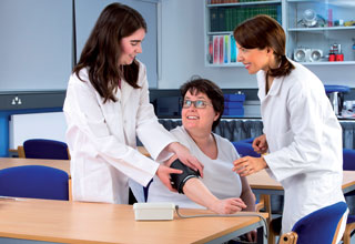 Die neue Pflegeausbildung ist für das Ministerium fertig verhandelt.