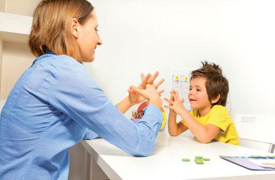 Kassenfinanzierte Therapieplätze für Kinder sind noch immer knapp.