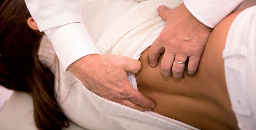 Gute Anatomiekenntnisse ermöglichen die sichere Anwendung vieler Verfahren in der Schmerztherapie.