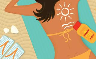 Sonnenschutz ist der Schlüssel zu jugendlicher und schöner Haut. Nachhelfen lässt sich ganz gezielt durch Nahrungsergänzungsmittel.