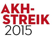 AKH Streik 2015