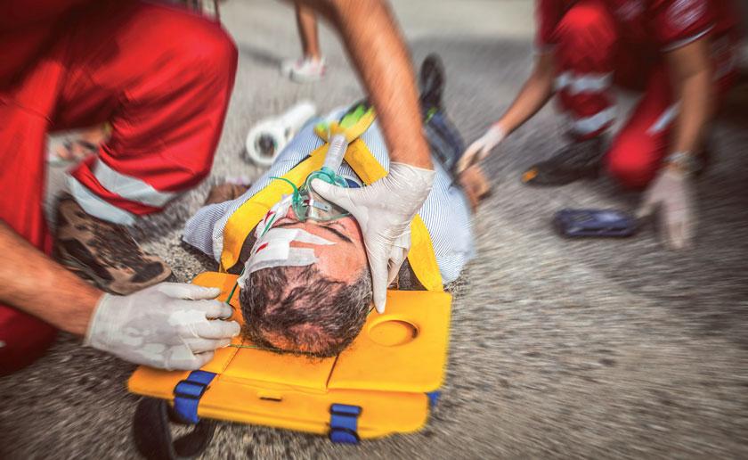 Der Weg zurück ins Leben ist für manche Unfallopfer lang und schmerzhaft. Dazu kommen oft lange und teure Prozesse um Schadenersatz.