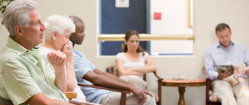 Rheumapatient ist nicht gleich Rheumapatient: Viele, vor allem ältere Patienten haben Komorbiditäten, die in der Therapie berücksichtigt gehören.