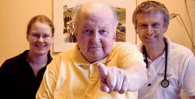 """""""We want you"""": Ältere Menschen brauchen auch in Zukunft kompetente geriatrische Versorgung! Dr. Michael Wendler ortet in seinem Offenen Brief eklatante Missstände in Ausbildung und bei den Rahmenbedingungen."""